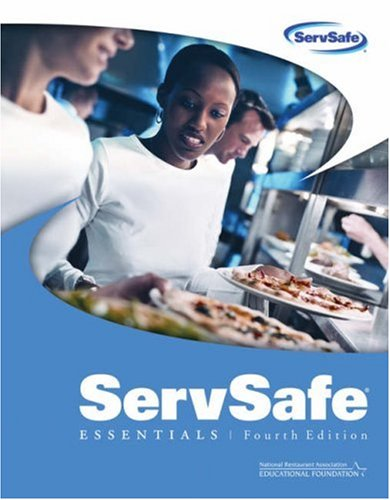 Servsafe Essentials: With The Certification Exam Answer Sheet