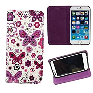DooDa PU Leather Flip Case Cover For Micromax Bolt A35