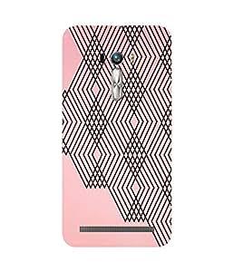 Abstract Geometry Asus Zenfone Selfie Case