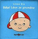 Bébé Léon se promène