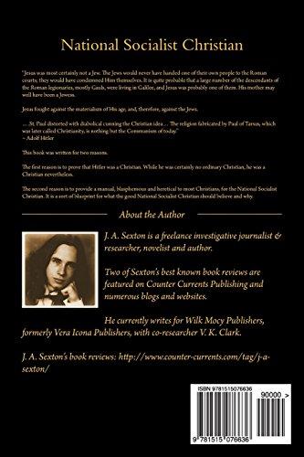 National Socialist Christian: Volume 10 (Powerwolf Publications)