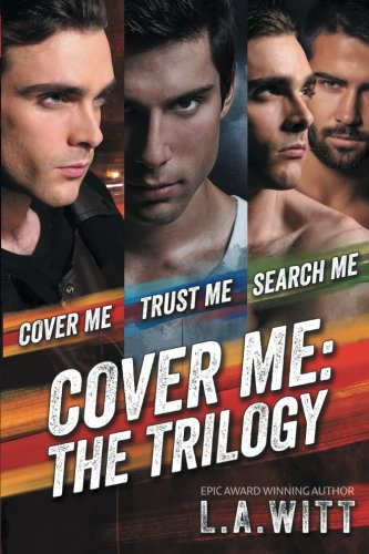 Cover Me Boxed Set: The Complete Trilogy