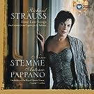 Richard Strauss : Quatre derniers Lieder - Capriccio : sc�ne finale - Salom� : sc�ne finale
