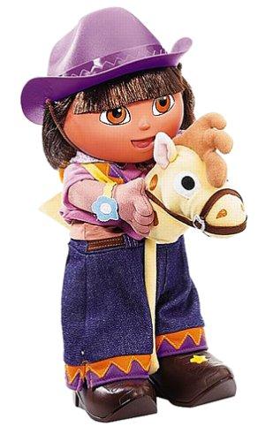 Dora the Explorer - Cowgirl Dora - 1