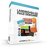 Software - Landingpage Designer Plus. Mehr verkaufen durch professionelle Verkaufsseiten Grafiken. Platinum Edition inkl. INK Plus Grafikpaket mit mehr als10.000 Designelementen