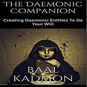 The Daemonic Companion Audiobook