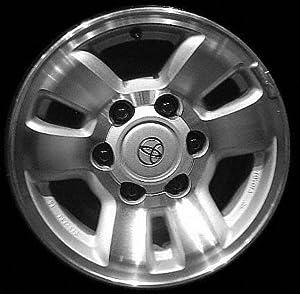 95 00 toyota tacoma alloy wheel rim 15 inch truck diameter 15 width 7 6 spoke. Black Bedroom Furniture Sets. Home Design Ideas