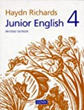 img - for Junior English Revised Edition 4 (Haydn Richards) (Bk. 4) book / textbook / text book