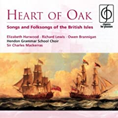 Heart Of Oak: Songs And Folksongs Of The British Isles