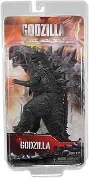 NECA ゴジラ 2014 ムービー アクションフィギュア (平行輸入版) Godzilla 2014 Movie Modern
