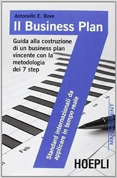 antonello bove business plan