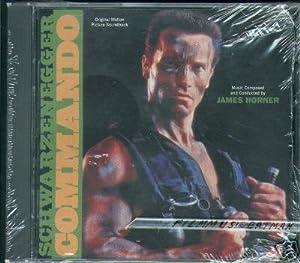 Amazon Com James Horner Commando Music
