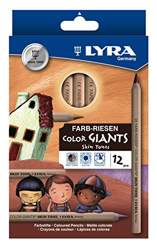 lyra-color-giants-unlacquered-colored-pencils-625mm-cores-set-of-12-skin-tone-colors-3931124