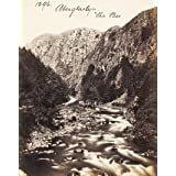 Aberglaslyn the Pass, photo Francis Frith (V&A Custom Print)