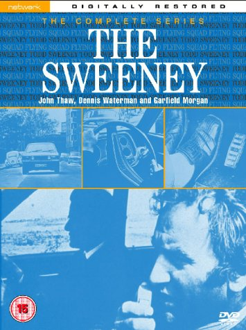 The Complete Sweeney (16 Disc Box Set)  [1975]