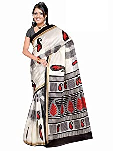Winza party wear saree for women girls & ladies (Great Indian Festival Sale offer)