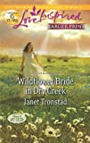 Wildflower Bride in Dry Creek (Love Inspired Larger Print)