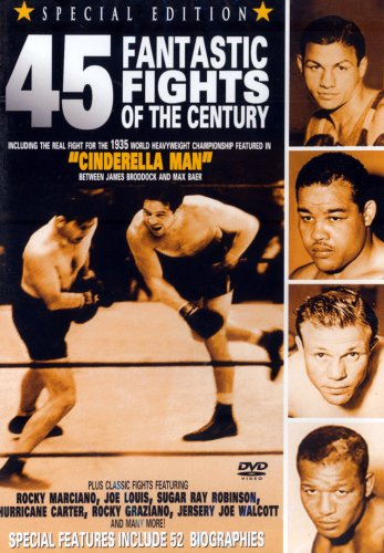 45 Fantastic Fights [DVD]
