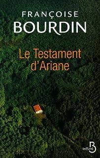 Le testament d'Ariane [1]