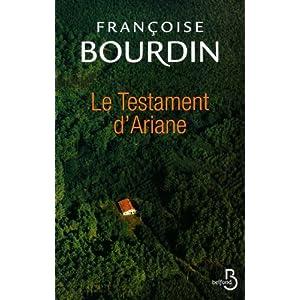 Le testament d'Ariane T.1