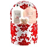 Winter in Venice - Rose Hat Box - Pamper Gift Set
