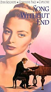 Song Without End [VHS]
