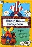 Window-Color-Vorlage: Hühner, Hasen, Honigbienen: Frühjahrsputz für die Fenster mit Window-Color und Holz