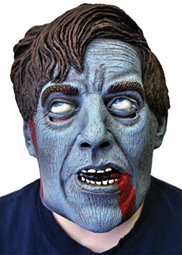 Fly Boy Dawn Of The Dead Movie Scary Horror Latex Adult Halloween Costume Mask