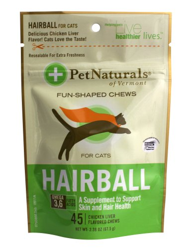 Pet Naturals Hairball (45 count) image
