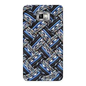 Impressive Pattern Knot Back Case Cover for Galaxy S2