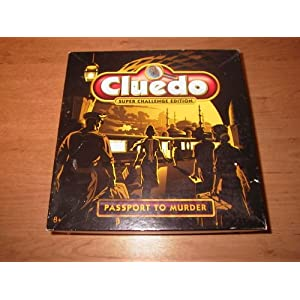 Cluedo Super Challenge Edition - Passport To Murder!