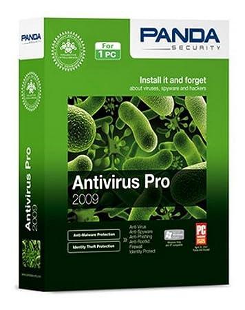 Panda Antivirus Pro 2009 - 1 User [OLD VERSION]