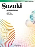 Suzuki Guitar School Guitar 1: Guitar Part Resived Edition
