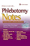 img - for Phlebotomy Notes: Pocket Guide to Blood Collection (Davis's Notes) book / textbook / text book