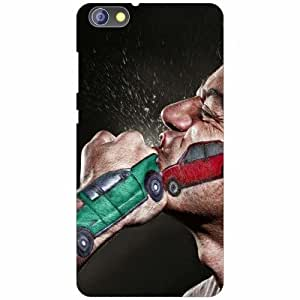 Huawei Honor 4X Back Cover - Silicon Smash Designer Cases