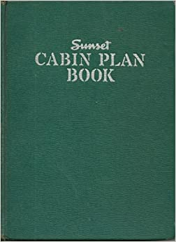 cabin plan books