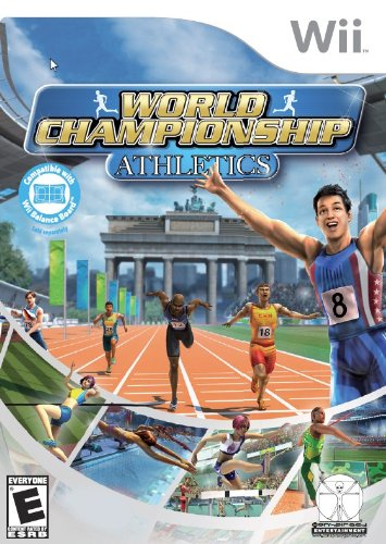 World Championship Athletics - Nintendo Wii - 1