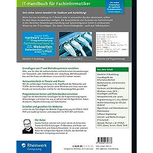 IT-Handbuch für Fachinformatiker: Für Fachinformatiker der Bereiche Anwendungsentwicklung und Syst