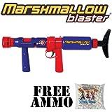Marshmallow Blaster Classic Toy Gun with Free Marshmallow Ammo