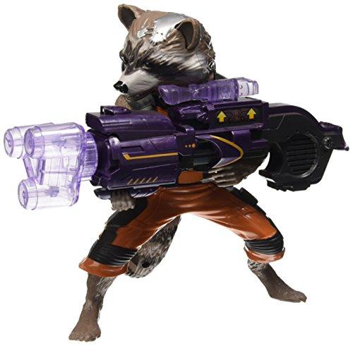 Guardians of the Galaxy Marvel Guardians Of The Galaxy Big Blastin' Rocket Raccoon Figure