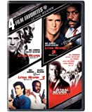 Lethal Weapon: 4 Film Favorites - Lethal Weapon 1-4  (Bilingual)