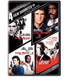 Lethal Weapon: 4 Film Favorites - Lethal Weapon 1-4by Mel Gibson
