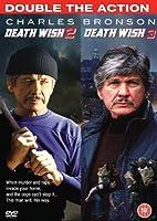 Death Wish 2 & 3 Boxset Collection UK [DVD]