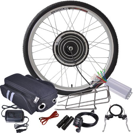 48v 1000w 26 Inch Front Wheel Electric Bicycle Motor