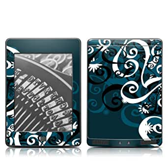 Decalgirl Kindle Touch Skin -  Midnight Garden (does not fit Kindle Paperwhite)