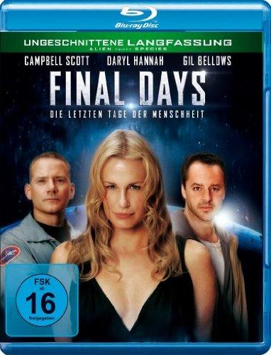 Final Days - Die letzten Tage der Menschheit - Ungeschnittene Langfassung [Blu-ray]