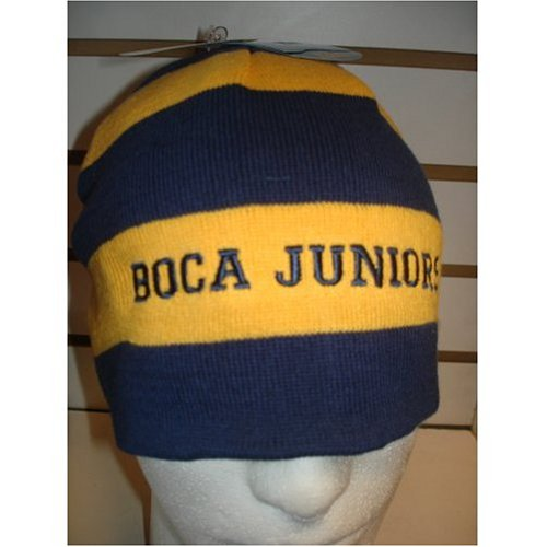 BOCA JUNIOR OFFICIAL SCARF & BEANIE