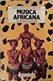 img - for MUSICA AFRICANA book / textbook / text book