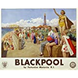 Blackpool (V&A Custom Print)
