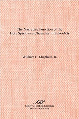 Dissertation holy spirit